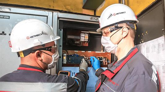 Обновления контроллеров производственного процесса на комбинате «Азовсталь»
