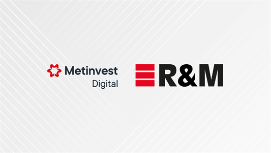 Metinvest Digital received the status of an authorized business partner of R&M