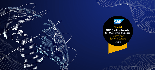 The digital transformation projects of Metinvest rank among the top five in the SAP Quality Awards 2021