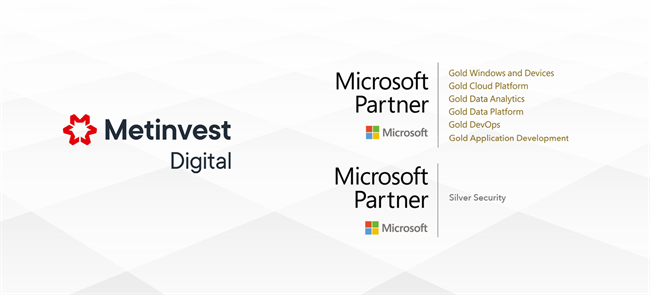 Metinvest Digital received Microsoft's golden competence in the development of cloud applications
