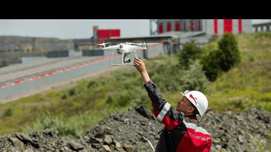 Технології 4.0. Як дрони змінюють промисловість та рятують життя